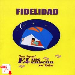 El me enseña Fidelidad PDF