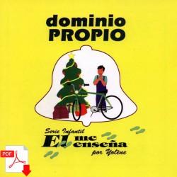 El me enseña Dominio Propio...